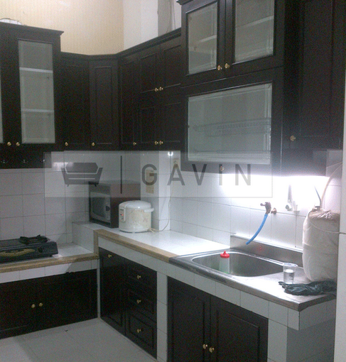 Pesan kitchen set archives lemari pakaian sliding for Harga kitchen set per meter