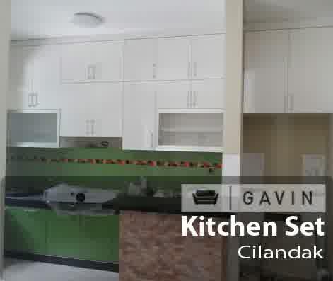 Jual Kitchen Set Berkualitas yang Banyak Diminati