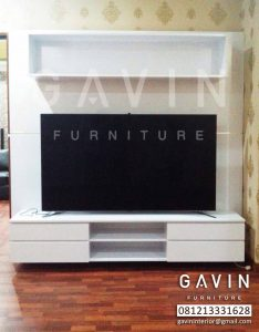 backdrop tv design modern custom