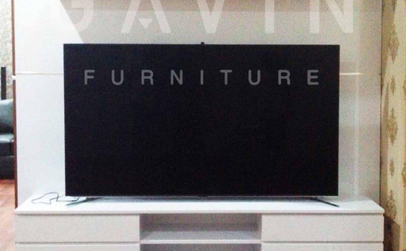 Backdrop TV Menambah Keindahan Ruangan