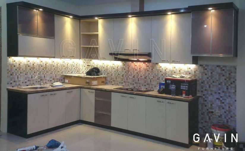 Kitchen Set Minimalis Modern Dan Indah