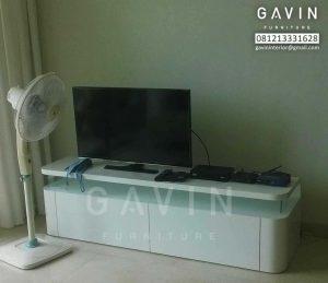 model credenza tv minimalis by gavin furniture