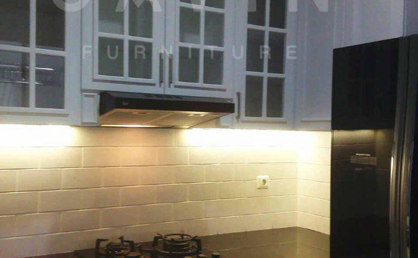 Kualitas Menyesuaikan Harga Kitchen Set 2017