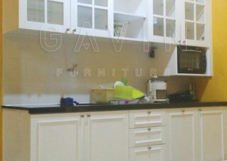 Dapur Menarik Dengan Kitchen Set Duco