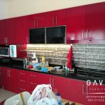 Desain Untuk Kitchen Set Finishing Duco Yang Indah