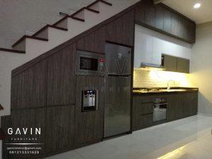 model kitchen set minimalis modern 2017